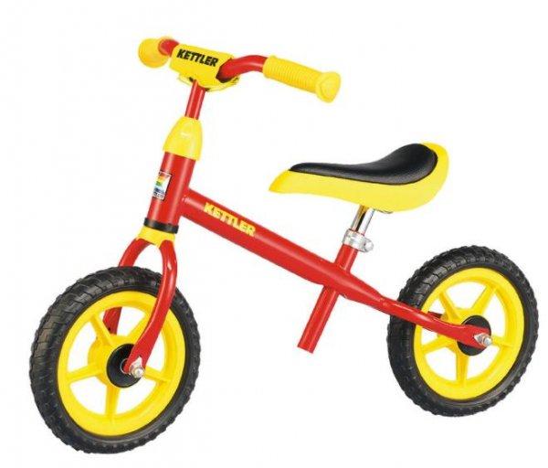 [babymarkt.de] 10% auf alles was Räder hat z.B. KETTLER Laufrad Speedy 10 Zoll rot für 26,80€ statt 30€