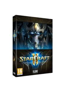 StarCraft II: Legacy of the Void (PC/Mac) für 23,50€ und StarCraft II - Battle Chest für 22,69€ bei Amazon.es