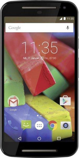 """Motorola Moto G Smartphone 12,7cm/5"""" LTE 1,2GHz 8GB (erweiterbar) 1GB Ram 8MP Android 5 schwarz @ebay (Medion)"""