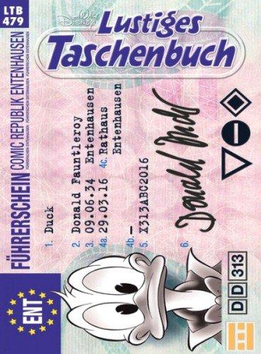 """Jahresabo """"Lustiges Taschenbuch"""" für eff. 29,50€ (durch Amazon-Gutschein) oder 34,50€ (durch Verrechnungsscheck)"""