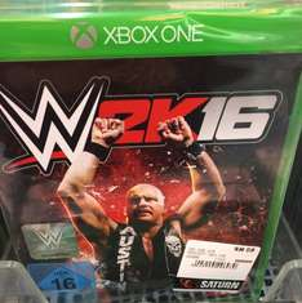[lokal Berlin] Saturn am Alexanderplatz WWE 2K16 (Xbox One) für 19,99€ statt 26,99€