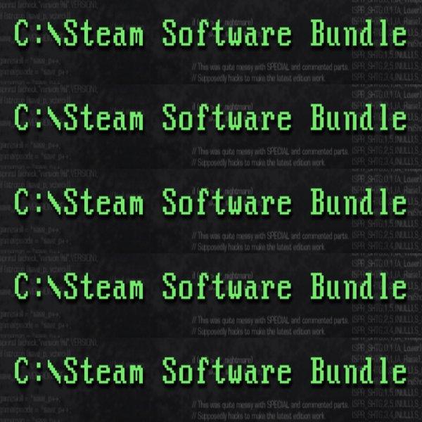 [STEAM] C:Steam Software Bundle @ Groupees