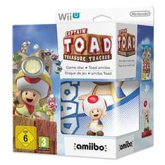 [Real] Captain Toad: Treasure Tracker (inkl. Amiibo) für 34,95€