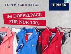HIRMER Tommy Hilfiger Spezial Edition Poloshirt, Regular Fit
