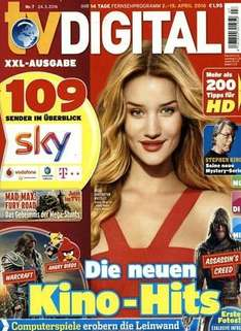 TV Digital XXL Abo - 1 Jahr