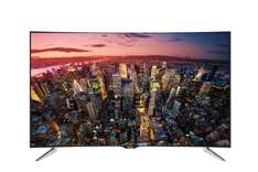 [Amazon Blitzangebot] Panasonic TX-55CRW454 139 cm (55 Zoll) Curved Fernseher (Ultra HD, Triple Tuner, Smart TV)