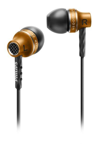 Philips SHE9100 - In Ear Kopfhörer / Headset - kupfer @ NBB - 9,77 Euro