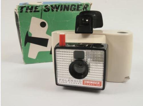 Polaroid Kamera funktionstüchtig bei ebay für 17,90€ Sofort Kaufen