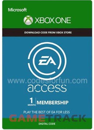 EA Access Xbox One 1 Monat @ Ebay
