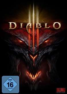 [AMAZON PRIME] Diablo III und  Diablo III : Reaper of Souls JE 9,90 Disc Version
