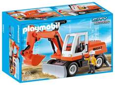 Playmobil Bagger bei Amazon