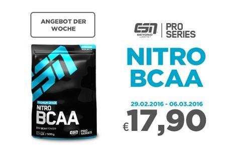 32% auf ESN Nitro BCAA