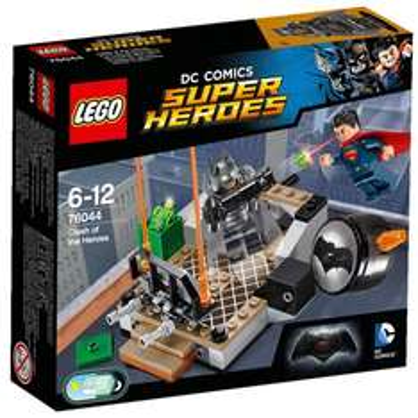 [Galeria Kaufhof] LEGO DC Comics Super Heroes: Duell der Superhelden (76044) - Batman vs. Superman für 11,69€ + 5% Qipu