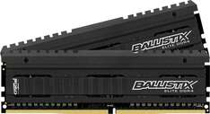 Crucial Ballistix Elite 16GB Kit DDR4-2666 für 73,58€ bei Amazon.it