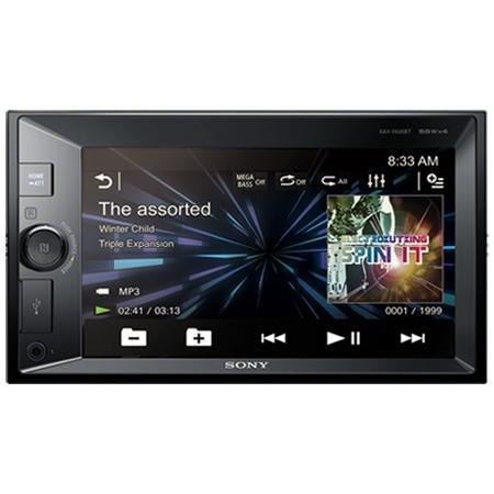 [redcoon] Sony XAVV630BT.EUR 2DIN Moniceiver (15,8 cm (6,2 Zoll) Display, NFC, Bluetooth, SongPal, 4x 55 Watt, MegaBass)