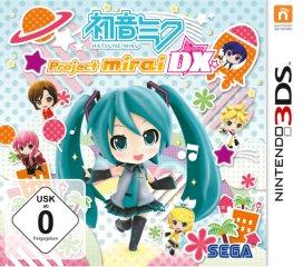 [Saturn.de / eBay] Hatsune Miku: Project Mirai DX - Nintendo 3DS - für 17,99€ inkl. VSK