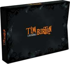 @Amazon FR: Tim Burton Limited Collection (18x BluRay) für 74,55€ inkl. Lieferung