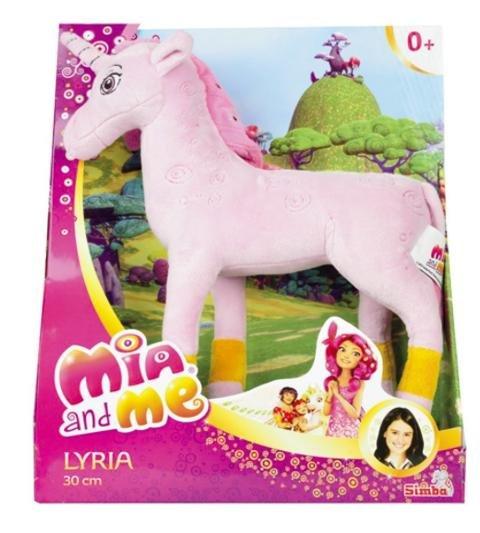 [Amazon Prime] Simba - Mia und Me Plüsch Lyria, 30 cm für 12,99€ statt 16€