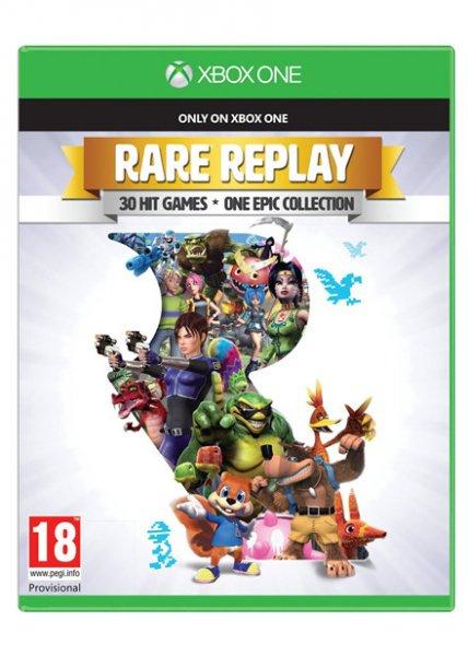 Microsoft Rare Replay (Xbox One) auf deutsch spielbar inkl. Vsk für ca. 15,32 € > [base.com]