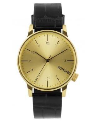 """[Uhr Center] 15% Rabatt auf Uhren & Schmuck & Accessoires (auch Sale) + 5% Skonto, z.B. Kimono  Komono """"Winston Monte Carlo Croc Quarzuhr"""" für 48,41€ statt 64€"""