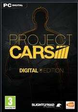 FlashSALE Project Cars Limited Edition Steam Key für 16,99 EUR (PC)
