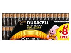 [SATURN Online]  DURACELL Plus Power AA-Batterien 36 Stück