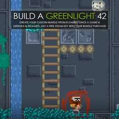[STEAM?] Build a Greenlight Bundle 42 @ Groupees