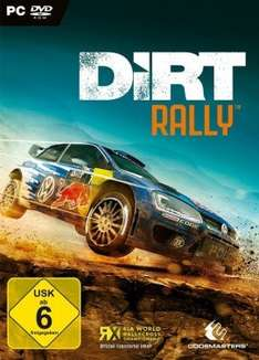[Steam] DiRT RALLY @ Kinguin.net für 15,84 € (bei Zahlung via PayPal)