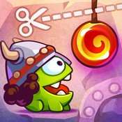 [iOS] Cut the Rope: Time Travel