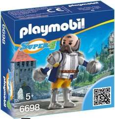 Amazon Plus Produkt Playmobil 6698 Königswache Sir Ulf