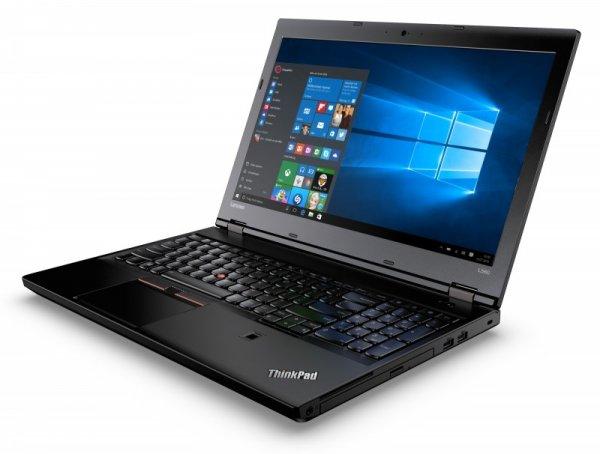 """[campuspoint.de] Lenovo ThinkPad L560 15,6"""" FullHD i5-6200U 256GB SSD 8GB RAM"""