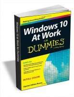 [PDF] Windows 10 at Work for Dummies E-Book engl. gratis