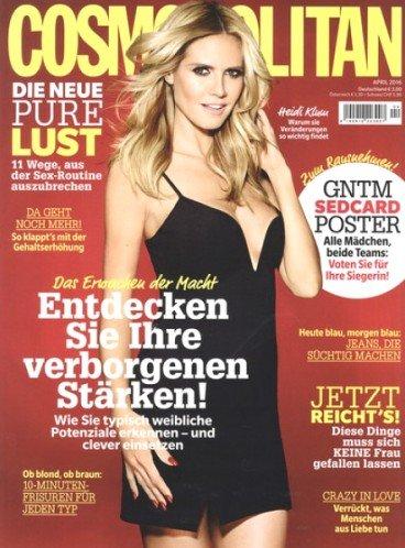 Zeitschriftenübersicht: TV Zeitschriften teilweise mit Gewinn, Cosmopolitan, Autobild und viele weitere günstig.