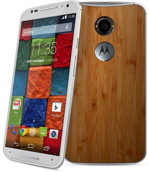 "[eBay] Motorola Moto X 2014 2nd Generation Weiss/Bambus oder Schwarz 5,2"" FHD AMOLED, Snapdragon 801, 16GB Speicher, 2GB RAM, 2300mAh Akku, Android 6.0 [B-Ware]"