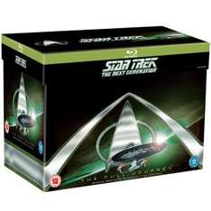 [zavvi.com] Star Trek TNG - The Full Journey Staffel 1-7 BluRay 78,97 € statt 134,99 €