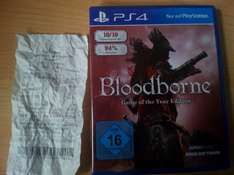 [Lokal Wuppertal] Bloodborne Game of the Year Editon 29,99€