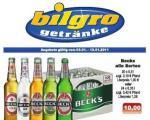 Becks Biere im Angebot für nur 10€ in KW 1 + 2  (Update)