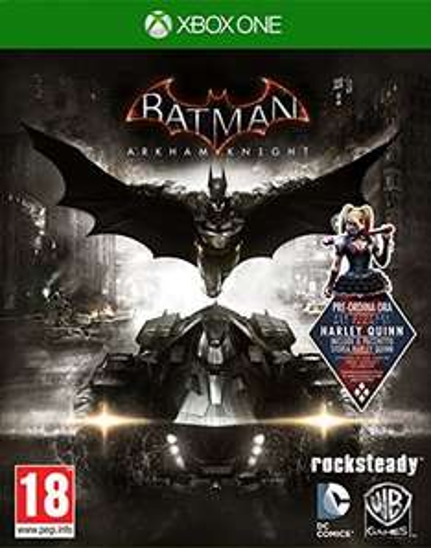 [amazon.it] Xbox One | Batman: Arkham Knight für 23,34 € inkl. Versand