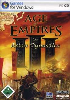Age of Empires III: The Asian Dynasties (Add-On) (PC) für 2,99€ bei Saturn.de