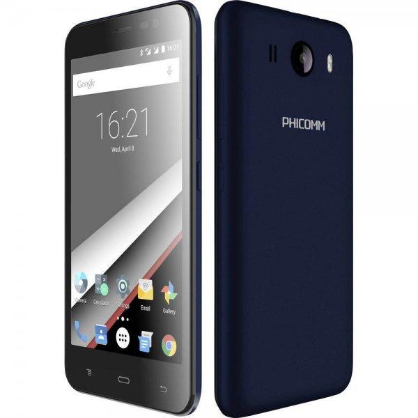 Conrad B-Ware Phicomm Clue L LTE-Dual-SIM Smartphone 5 Zoll  8 GB 53€