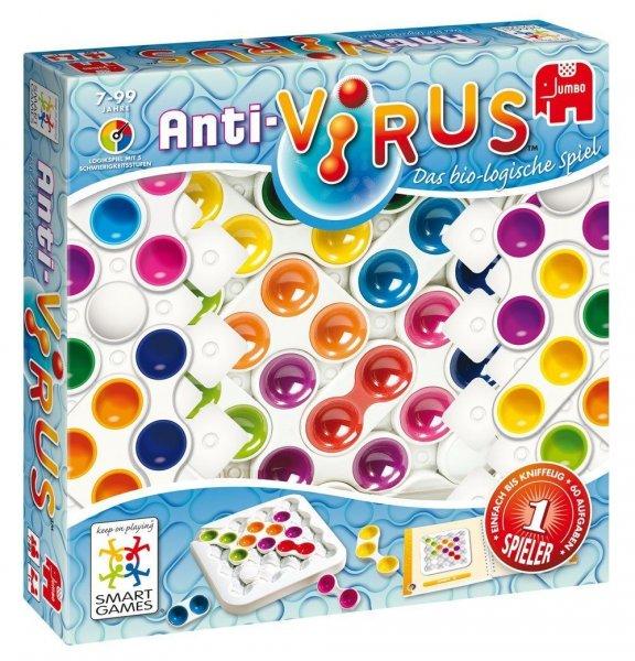 "[ROSSMANN] Jumbo 514060 Smart Games ""Anti Virus"" für 5,00€"