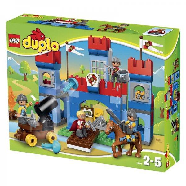 Lego Duplo Ritter - Große Schlossburg 10577 für 22,93€ @ Toysrus