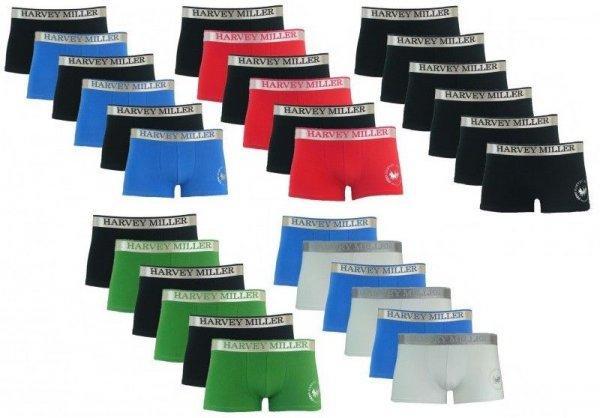 (eBay WOW) NEU Harvey Miller  Boxershorts  3x2er Pack