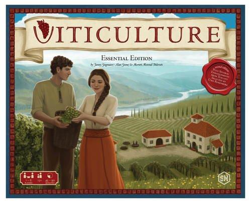 [Brettspieleinsel] Viticulture Essential Edition / Brettspiel