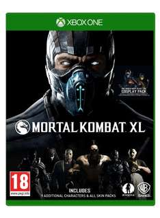 Mortal Kombat XL [AT-PEGI] - [Xbox One] für 26€ bei Amazon.de
