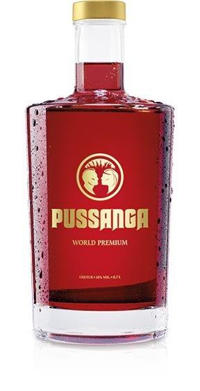 Pussanga Liebeselixir Versandkostenfrei 0,5l
