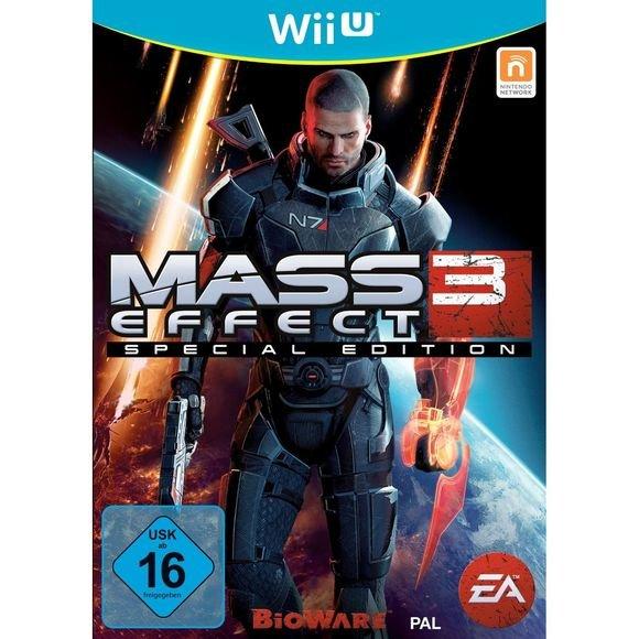 Mass Effect 3:Special Edition (Wii U) für 7,95€ bei Coolshop
