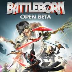 [PSN] [ab sofort] Battleborn PS4 - Open Beta bis 18.04. *** PC und Xbox One ab 13.04.