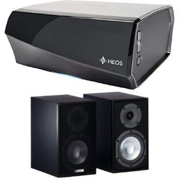 HEOS Amp + Canton GLE Bundle