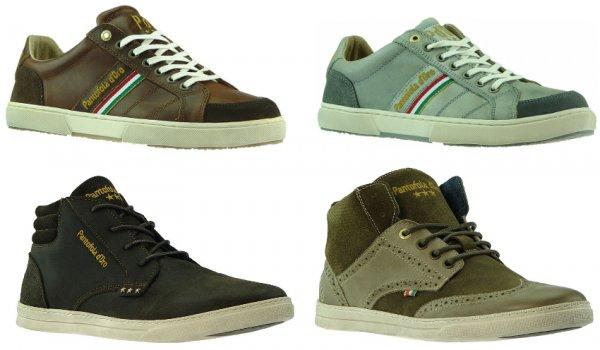 PANTOFOLA D'ORO Sneaker in diversen Modellen für 34,99€ frei Haus [Outlet46]
